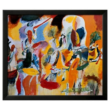 Art.com - Water of the Flowery Mill by Arshile Gorky