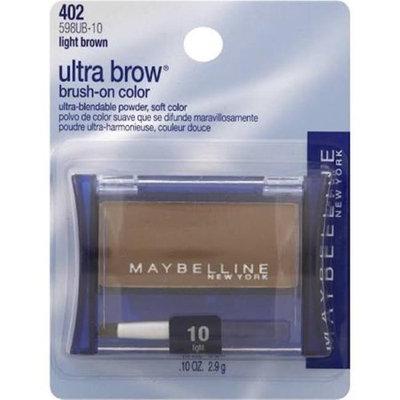 Merchandise 8656266 Colormates Gel Eye Liner with Brush Brown