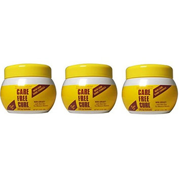 [VALUE PACK OF 3] CARE FREE CURL LITE GEL ACTIVATOR 11.5oz : Beauty