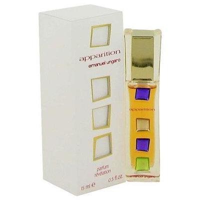 Ungaro 447225 Apparition by Ungaro Pure Parfum .5 oz