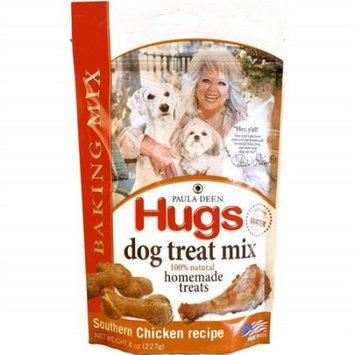Hugs Pet Products Paula Dean Treat Baking Mix Chicken Wheat Free 8 oz
