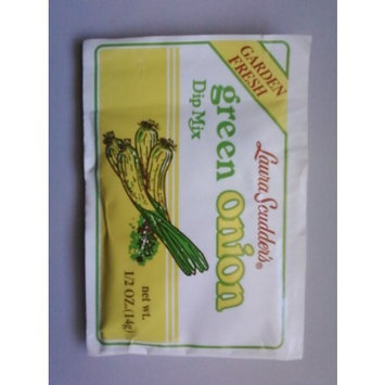 Laura Scudder Dip Mix Green Onion, 1 EA Packet (Pack of 12)
