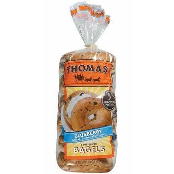 Thomas', New York Style Blueberry Bagel, 20 oz