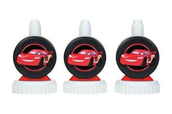 good2grow spill-proof bottle toppers 3-pack, Lightning McQueen