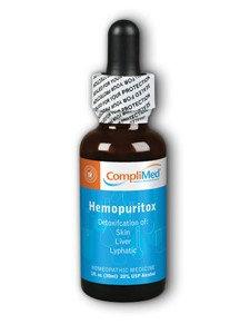 Hemopuritox 1 oz by Complimed
