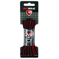 Sof Sole Athletic Oval Piped Shoe Lace []