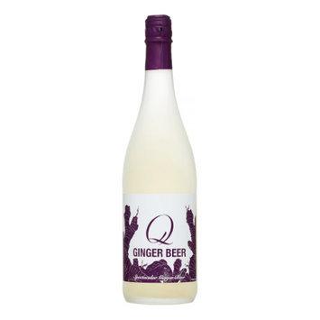Q Drinks SODA, GINGER BEER, GLASS, (Pack of 12)