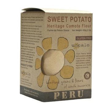 Z—calo Peru Sweet Potato Flour, 16 Ounce