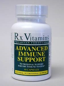 Rx Vitamin's Advanced Immune Support 60 caps