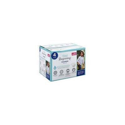 Well Beginnings Premium Diapers Club Box 482.0 ea(pack of 6)