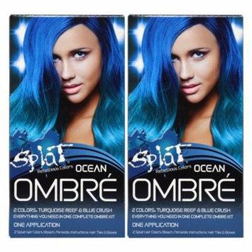 Splat Ombre - Ocean Kit (Pack of 2)