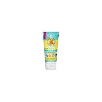 Badger SPF 30 Baby Sunscreen Cream 2.9 fl oz (pack of 4)