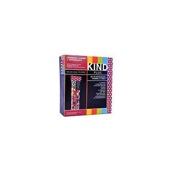 KIND Plus Nutrition Bars Cranberry & Almond + Antioxidants1.4 oz. x 12 pack(pack of 4)