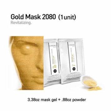Casmara Gold Mask 2080 - Gold, Peel-off Facial Mask