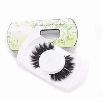 1 Pair of False Eyelashes Cosmetic Strip Fake Lashes