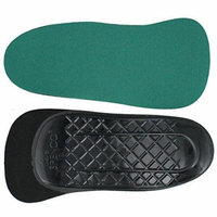 2 Pack Spenco RX 3/4 Length Orthotic Arch Supports Size 3 1 Pair Each