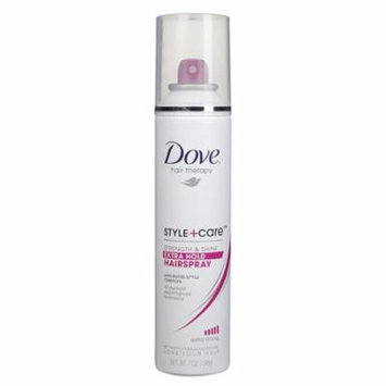 Dove Style + Care Hairspray Extra Hold 7 oz (Pack of 10)