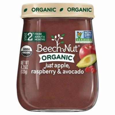Beech-nut Baby Food-org-apple Raspbry Avocado (Pack of 6)