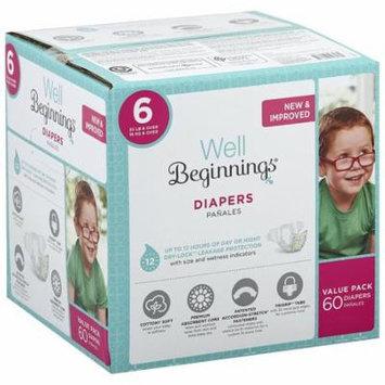 Well Beginnings Premium Diapers Club Box 660.0 ea(pack of 3)
