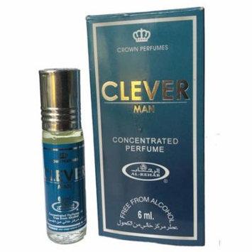 Clever Man - 6ml (.2 oz) Perfume Oil by Al-Rehab-24 pack