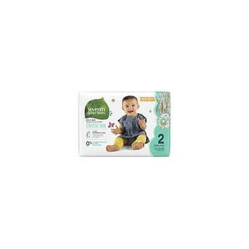 Seventh Generation Baby Free & Clear Diapers Stage 2, 12-18 lbs144.0 ea(pack of 1)