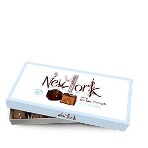 Chicago Classic Confections New York Exquisite Sea Salt Caramels