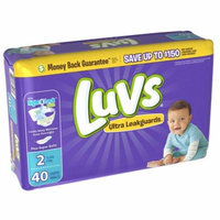 Luvs® Ultra Leakguards™ Diapers Size 2