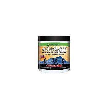 Acli-Mate Mountain Sport Drink Altitude & Energy Aid Cran-Raspberry13.8 oz.(pack of 2)