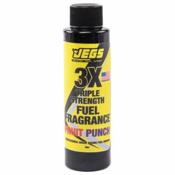 JEGS 63618 Fuel Fragrance Fruit Punch Scented 4 oz. Bottle Safe for All Internal