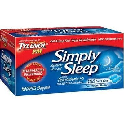Tylenol Simply Sleep - 130 Mini Caplets