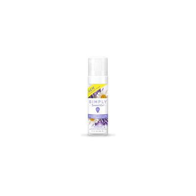 5 Pack Simply Summers Eve Ultra Soft Foaming Wash Lavender & Chamomile 5 oz each