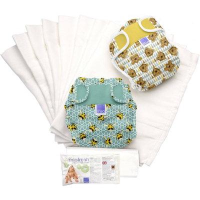 Bambino Mio Miosoft Reusable Nappy Set Size 2 - Geometric A