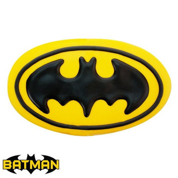 Batman Decorated Cookie