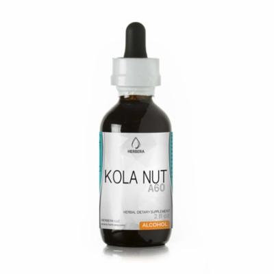 Kola Nut Alcohol Herbal Extract Tincture, Super-Concentrated Organic Kola nut (Cola Acuminate)