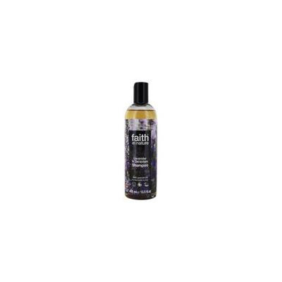 Shampoo with Lavender Oil Lavender & Geranium - 13.5 fl. oz. by Faith in Nature (pack of 2)