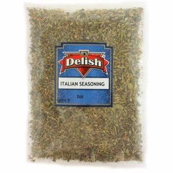Italian Seasoning - 100% All Natural by Its Delish, 2 Oz Bag