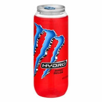 Monster Hydro Manic Melon 16.9 oz Cans - Pack of 12