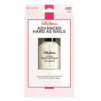 Sally Hansen Advanced Hard As Nails Nail Strengthener, Clear (Pack of 24)