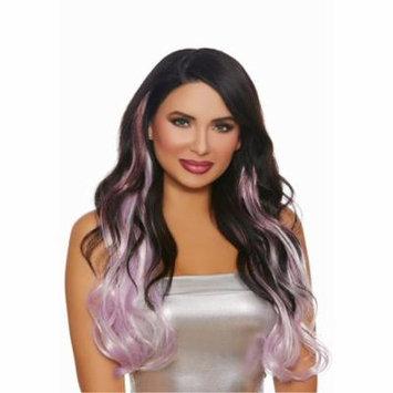 Women's Long Wavy Three-Piece Hair Extensions
