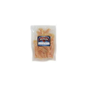 Dried Cantaloupe Fruit by Its Delish, 2 lbs