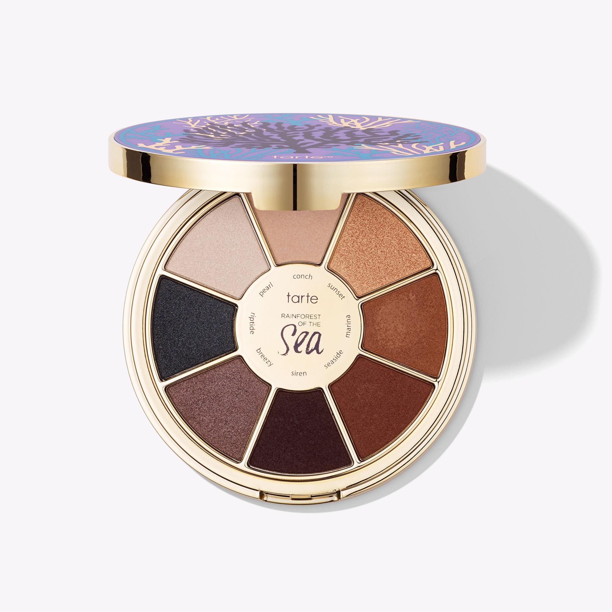 tarte™ Rainforest of the Sea™ eyeshadow palette vol. II