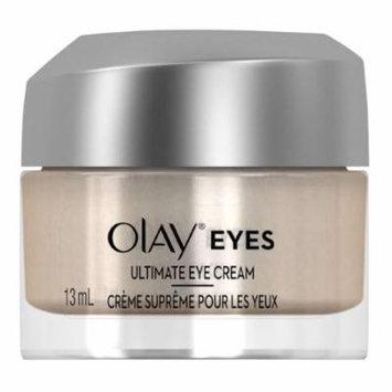 Olay Eyes Ultimate Eye Cream for wrinkles, puffy eyes, and dark circles, 0.4 fl oz (Pack of 12)