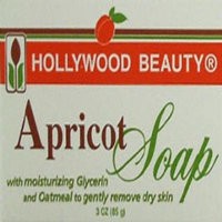 Hollywood Soap - Apricot 6-Count