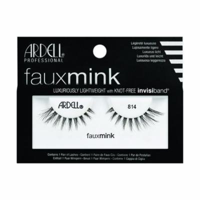 Ardell Lashes Faux Mink 814 Black