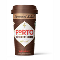 FORTO, Sweetened Black, 6 Bottles