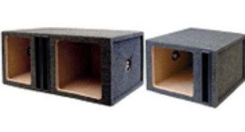 Avox BOX12DSV 12 Double Square Vented