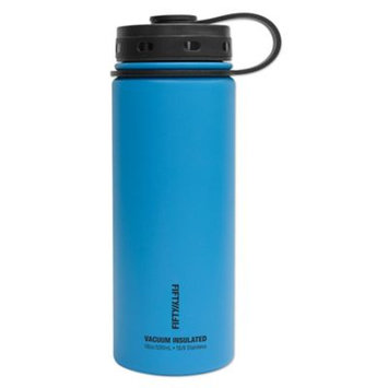Fifty Fifty Vacuum-Insulated Bottle-18oz