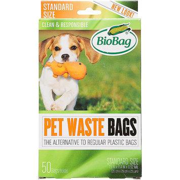BioBag USA 100% Biodegradable Dog Waste Bags