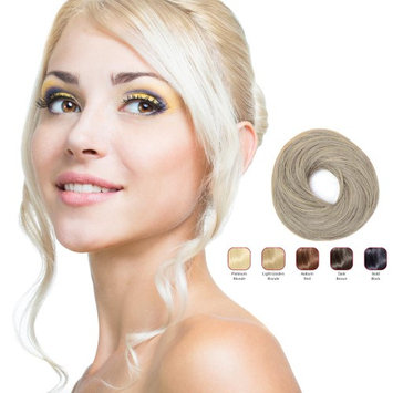 Hollywood Hair Classic Bun - Platinum Blonde