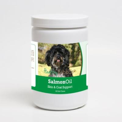 Healthy Breeds Maltipoo Salmon Oil Soft Chews 120 Count